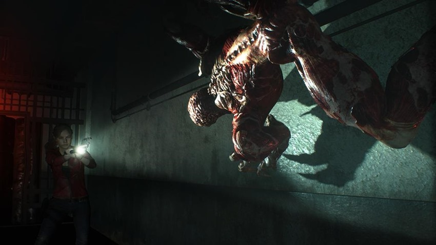 Resident Evil 2 Lickers (4)