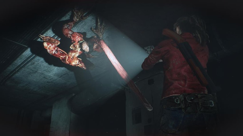 Resident Evil 2 Lickers (5)