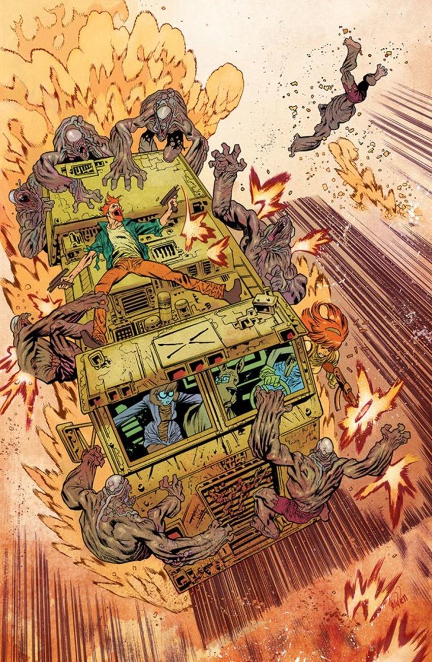 Scooby Apocalypse #30