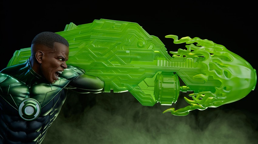 Sideshow Green Lantern (24)
