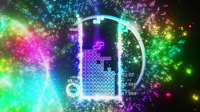 Tetris Effect demo out later this week
