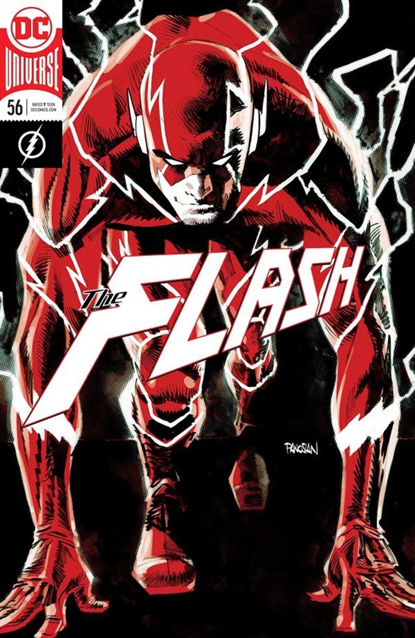 The Flash #56