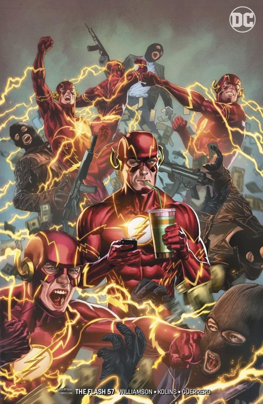 The Flash #57