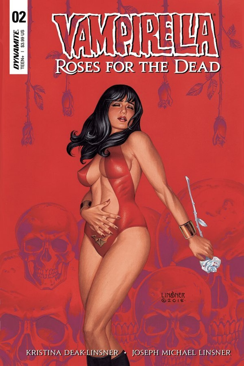 Vampirella Roses for the Dead #2
