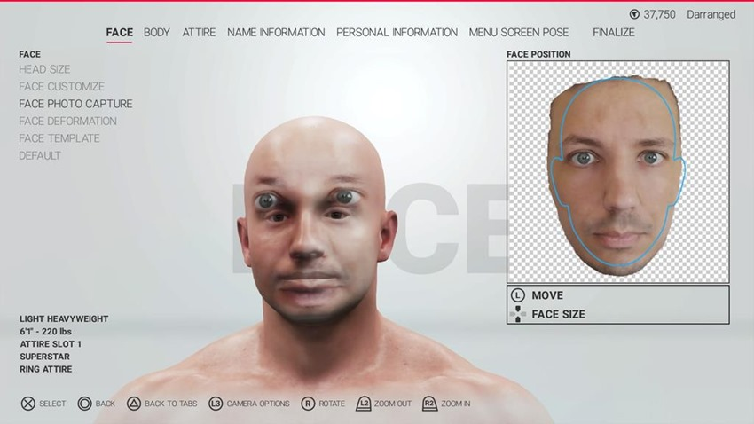 How to upload your face to WWE 2K19 - Critical Hit