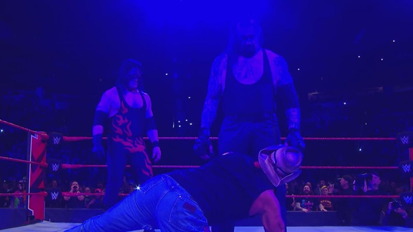 WWE Raw October 01