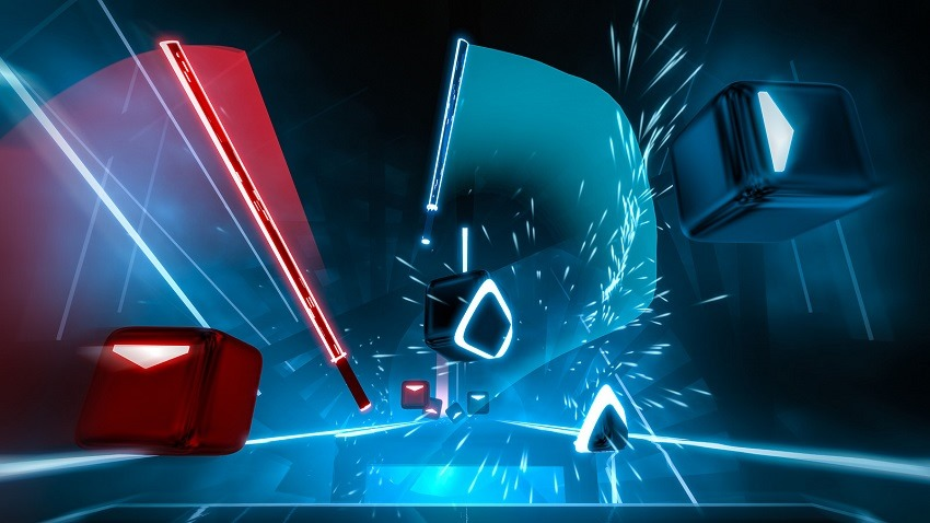 Beat Saber coming to PSVR later this month