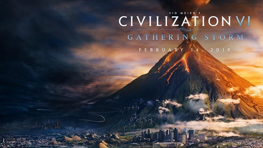 Civilization VI gets a climate changed focused expansion next year
