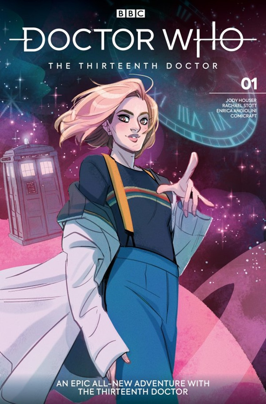 Doctor Who The Thirteenth Doctor #1