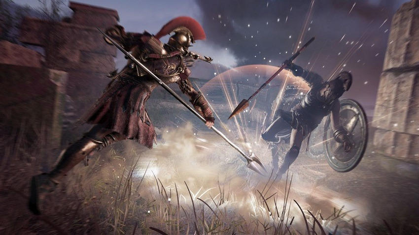 Epic Mercenary Events postponed indefinitely in Assaassin's Creed Odyssey