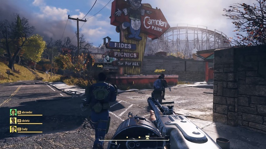 Bethesda releases road-map for Fallout 76 patches, fixing