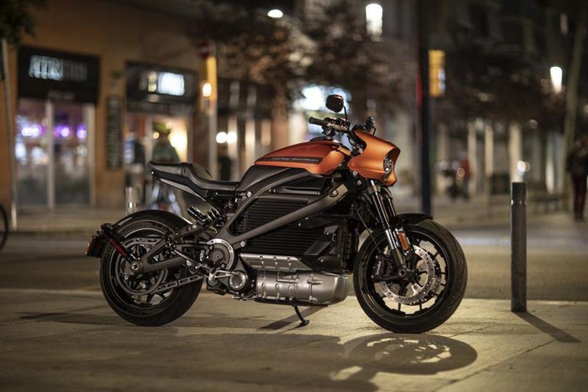 Harley Davidson Livewire (6)