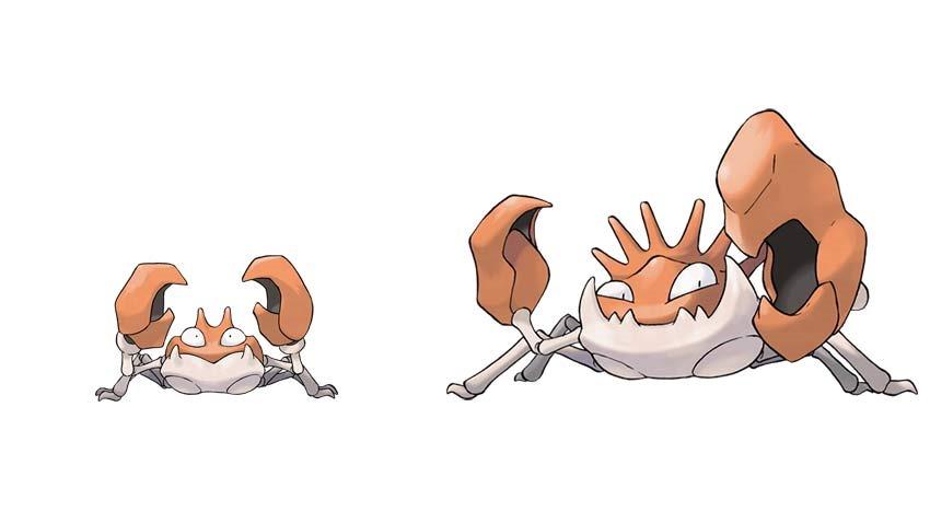 Krabby-evo