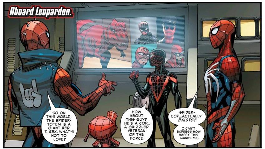 Spider-Cop 2