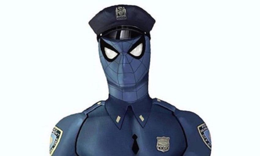 Spider Cop 3