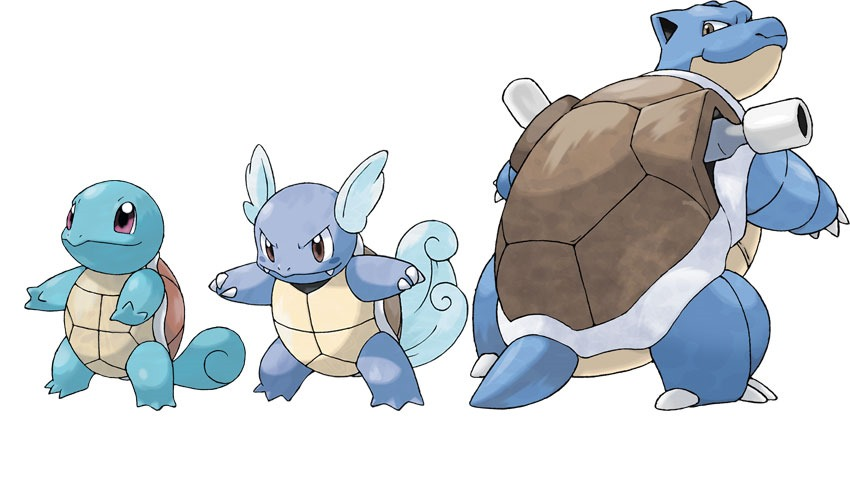 Squirtle-evo