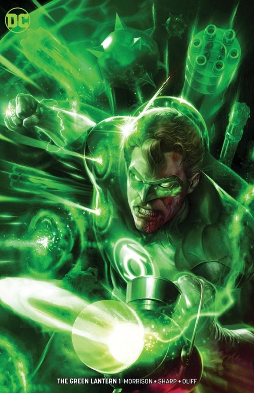 The Green Lantern #1