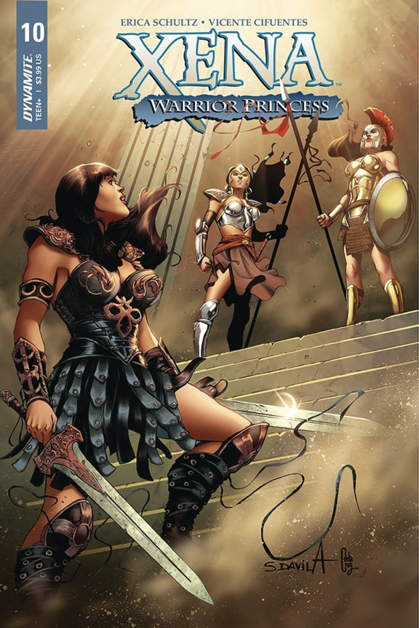 Xena Warrior Princess #10