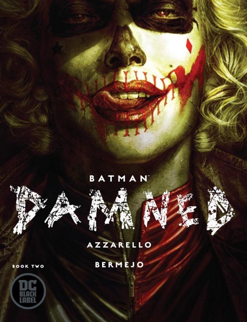 Batman Damned #2