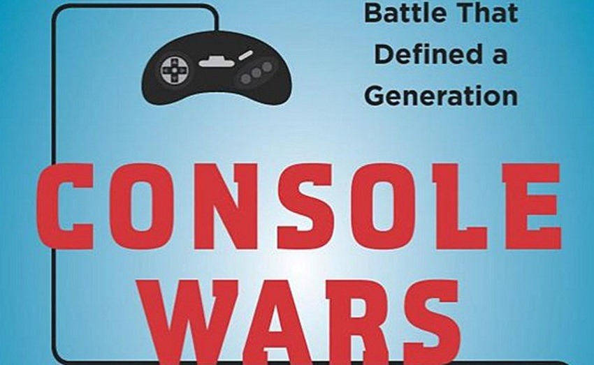 Console Wars getting TV series adaptation