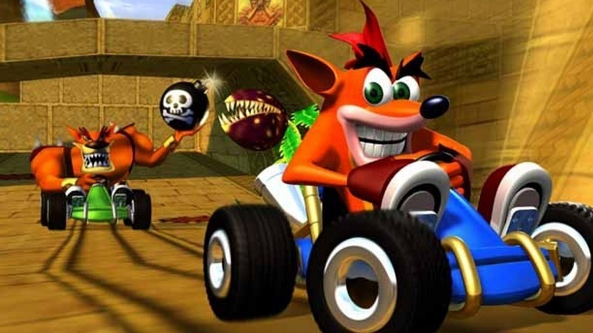 Crash Team Racing remake seems to be happening