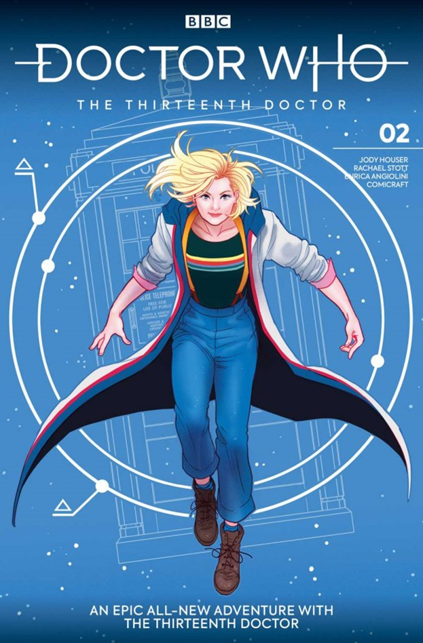 Doctor Who The Thirteenth Doctor #2