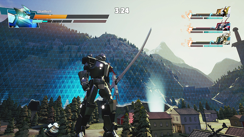 Override: Mech City Brawl Review - A game best left in the scrap