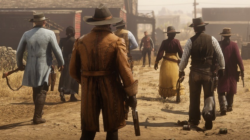 Rockstar won't reset red dead online progress after beta