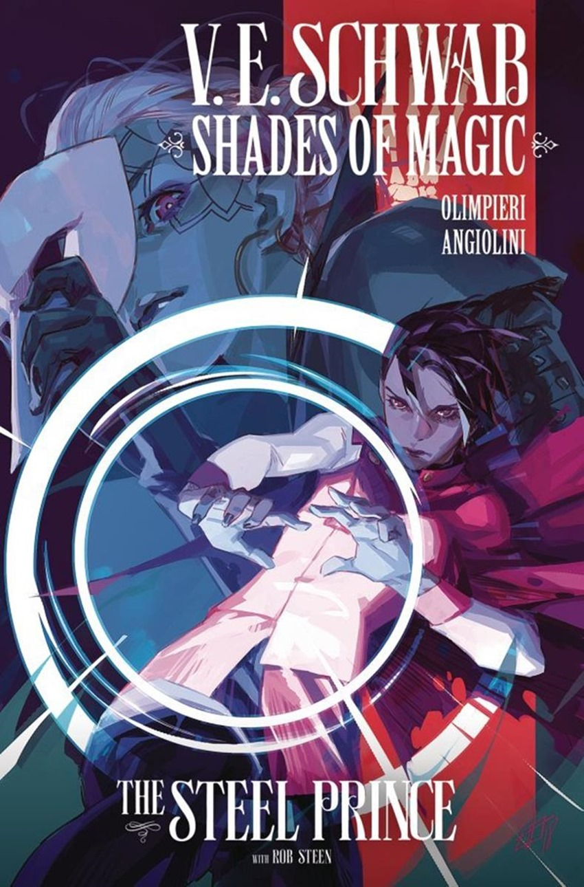 Shades of Magic The Steel Prince #3