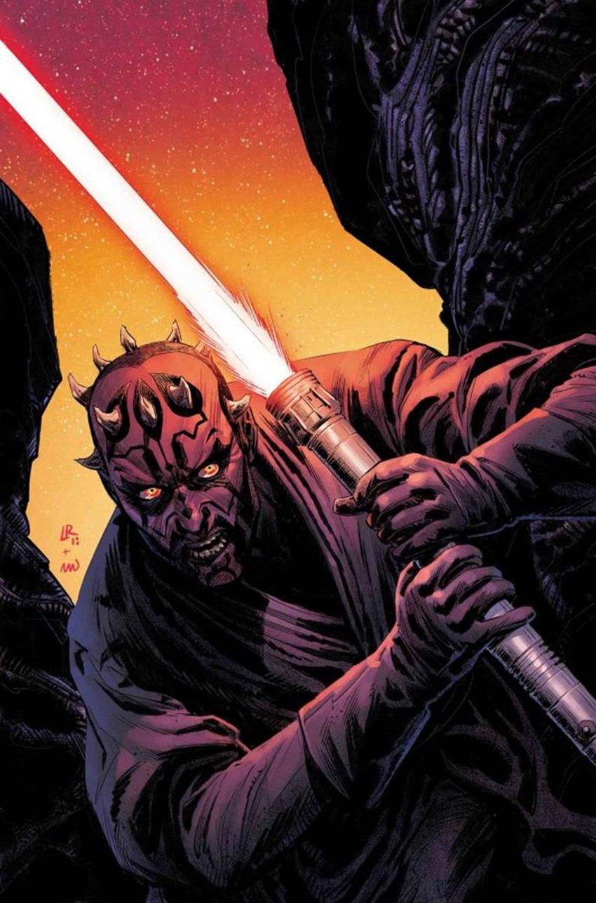Star Wars Age of Republic - Darth Maul #1