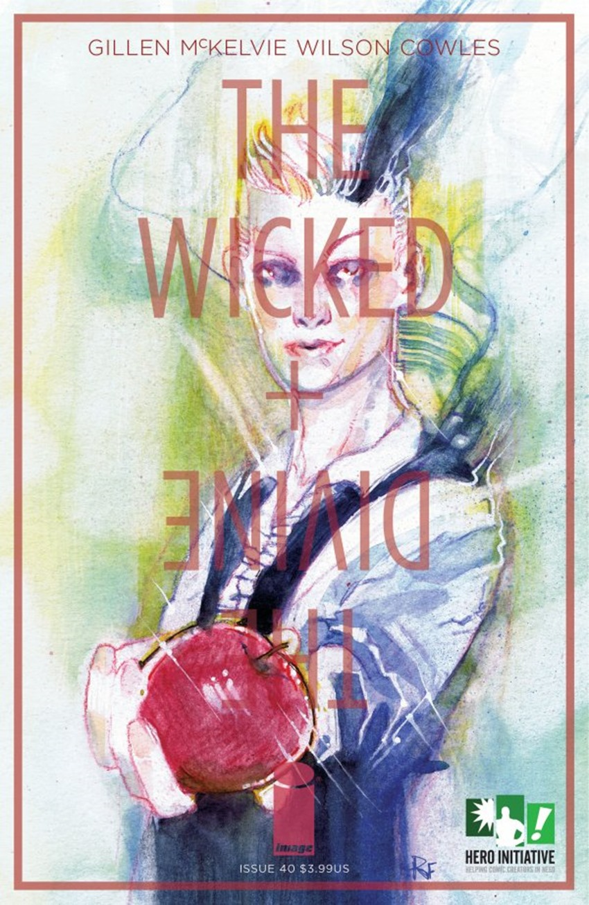The Wicked The Divine #40