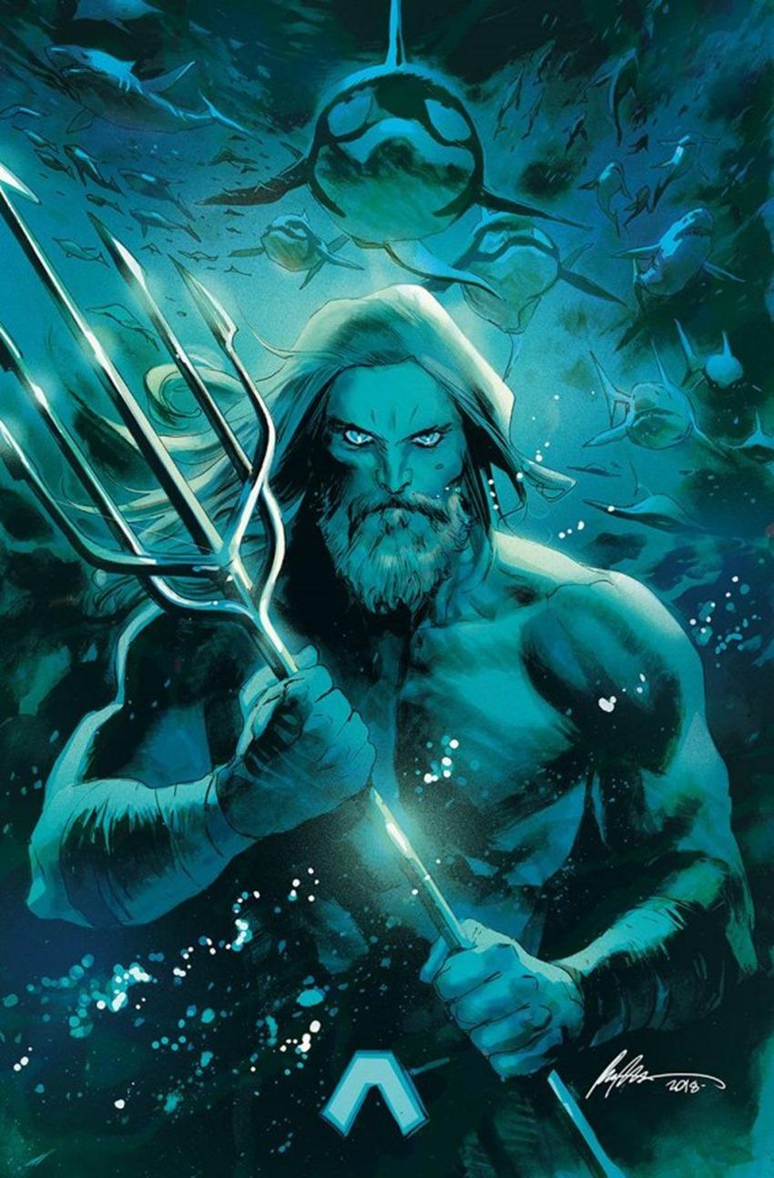 Aquaman #44