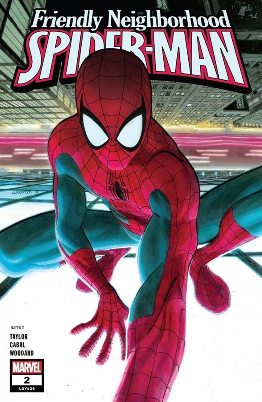 Friendly Neighborhood Spider-Man #2