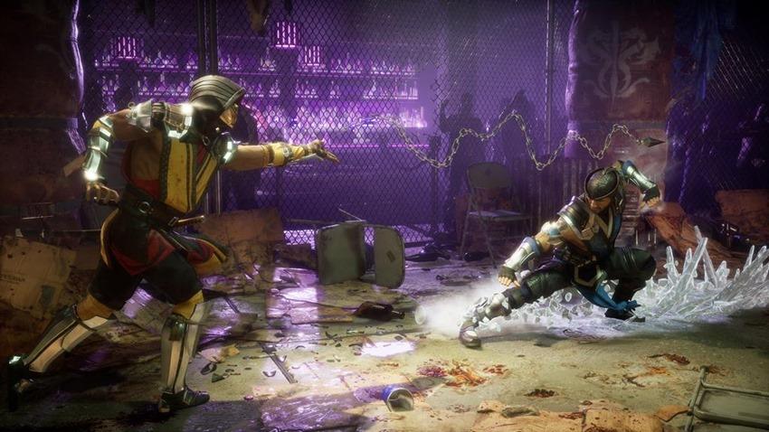 Mortal Kombat 11 Screen 2