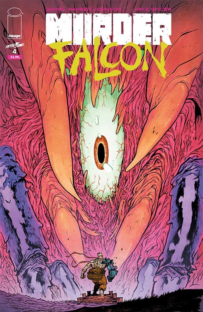 Murder Falcon #4