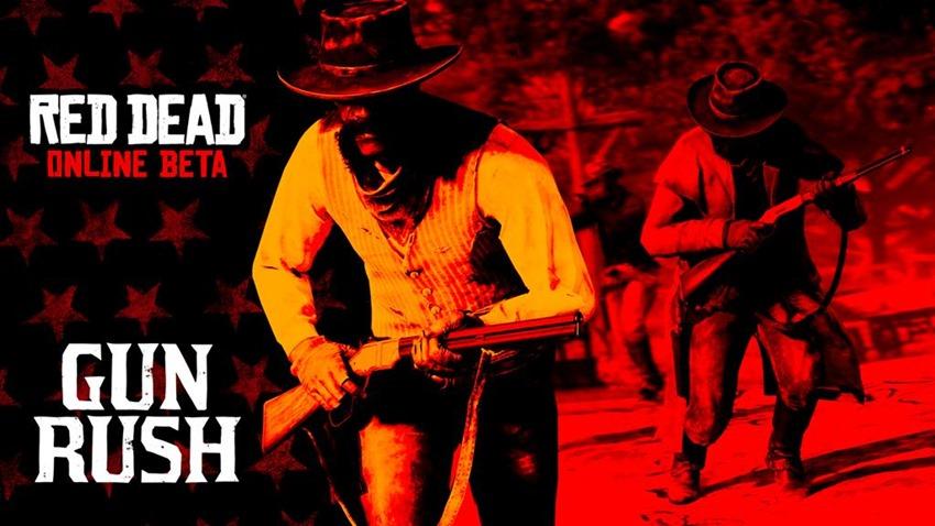 Red Dead Gun Rush