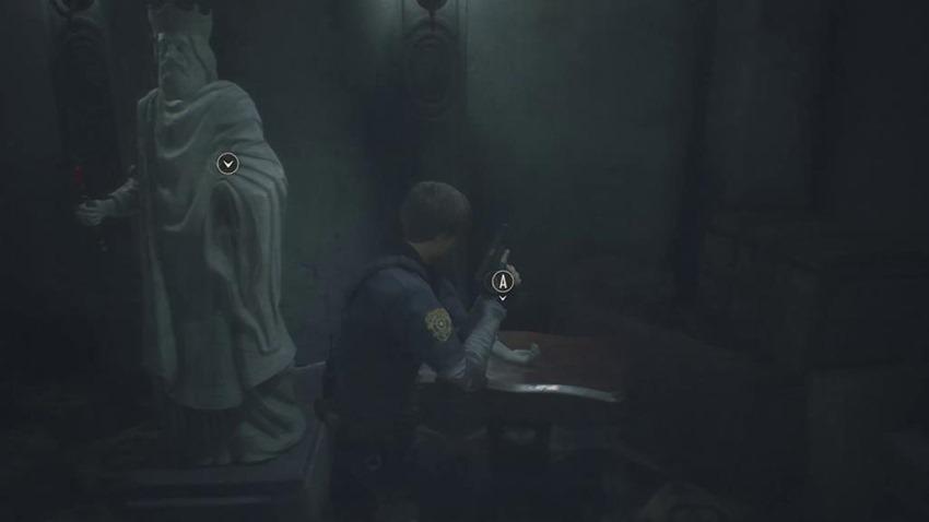 Resident Evil 2 Leon Magnum (4)