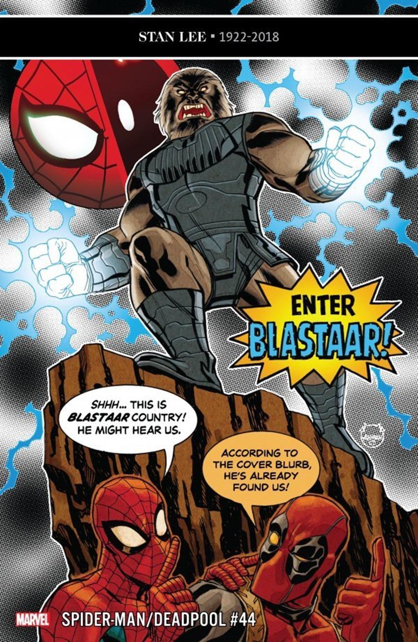 Spider-Man Deadpool #44