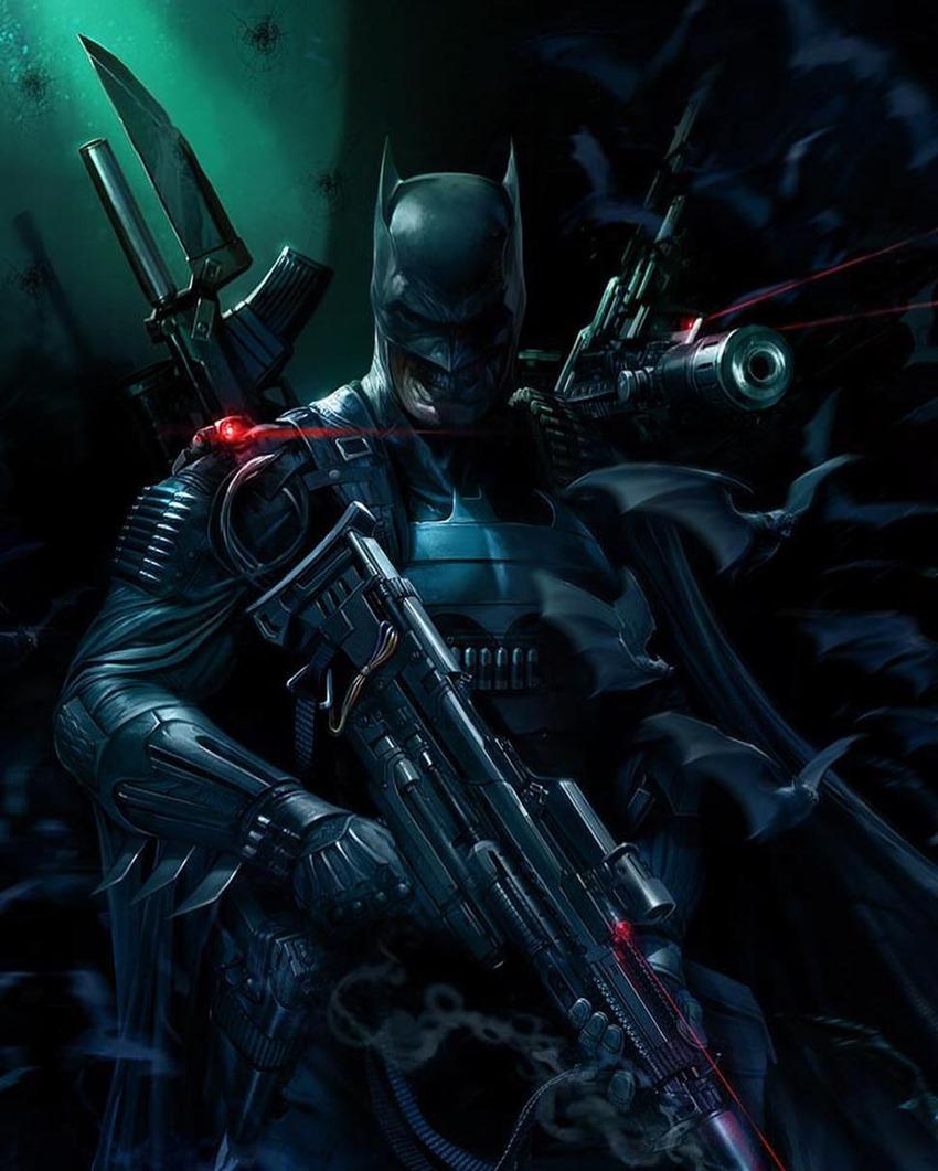The Batman Who Laughs #2