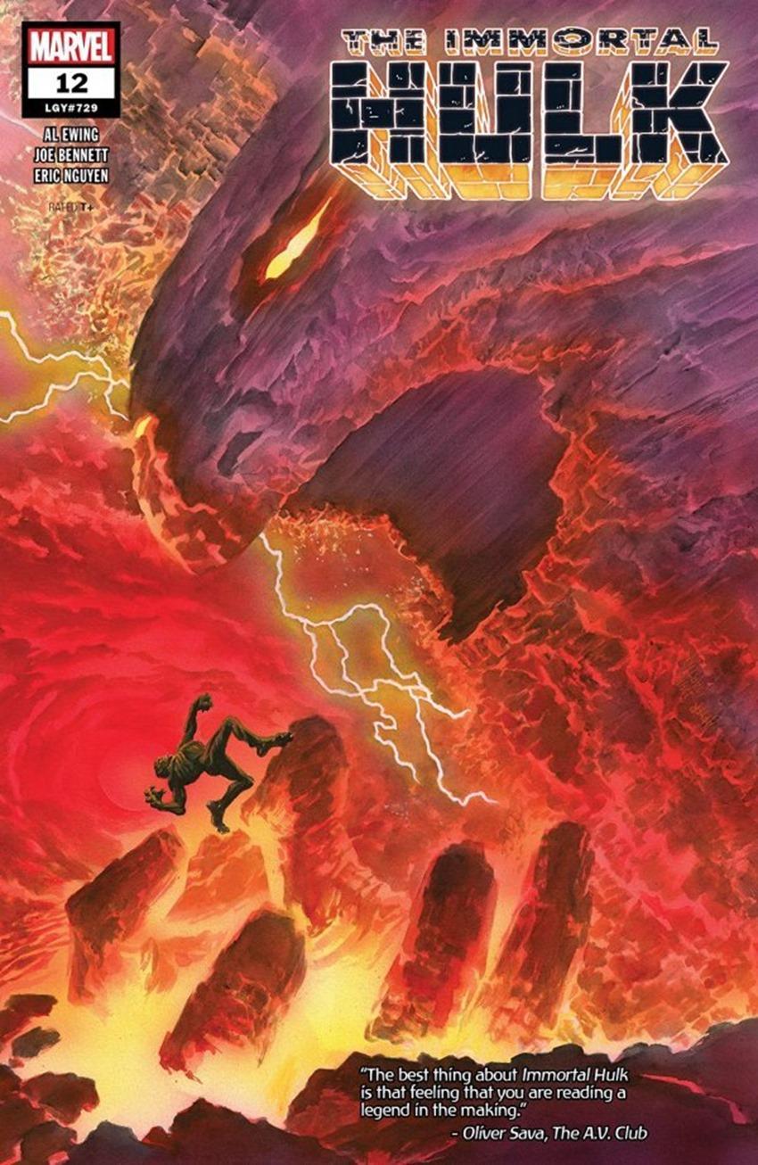 The Immortal Hulk #12