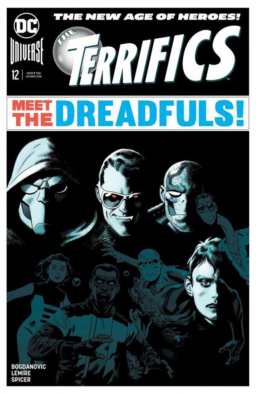 The Terrifics #12