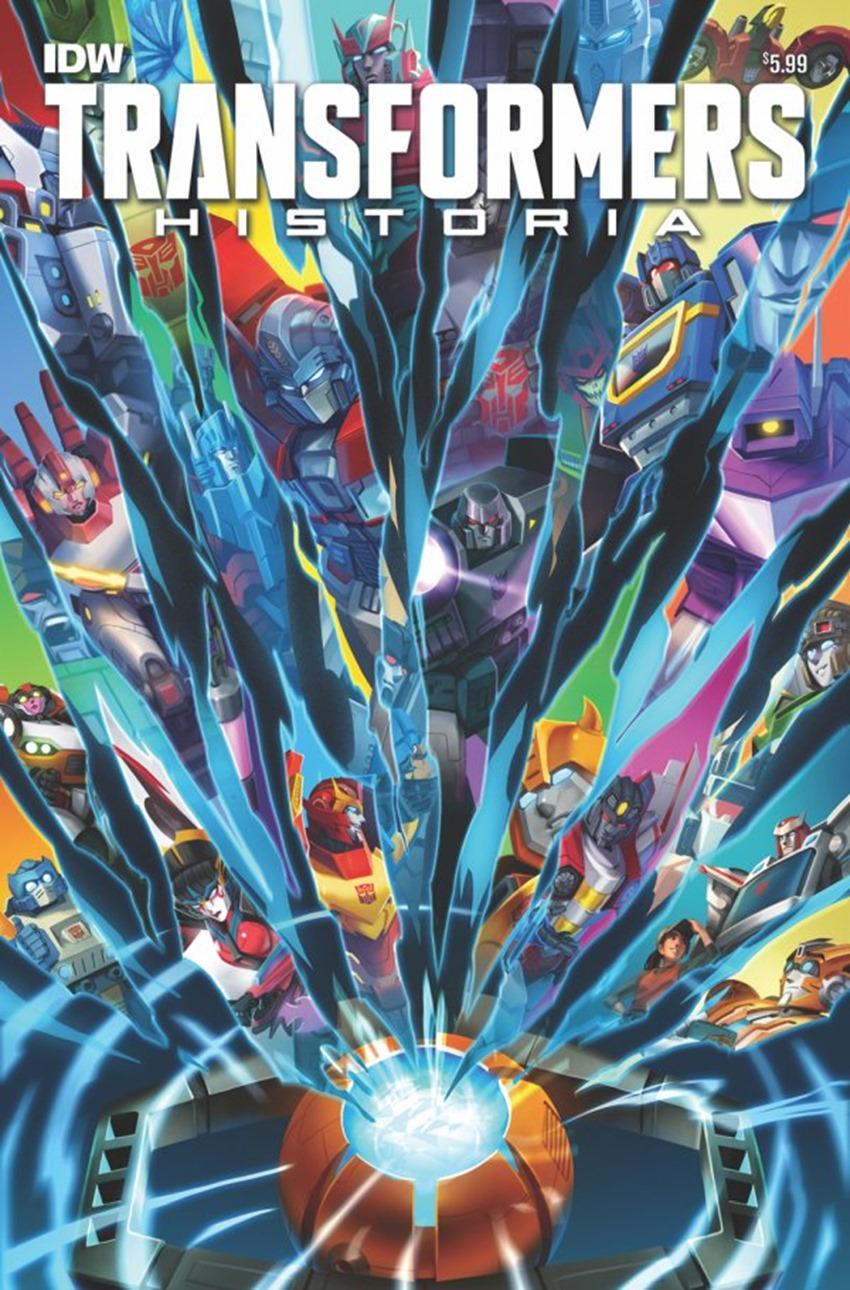 Transformers Historia #1
