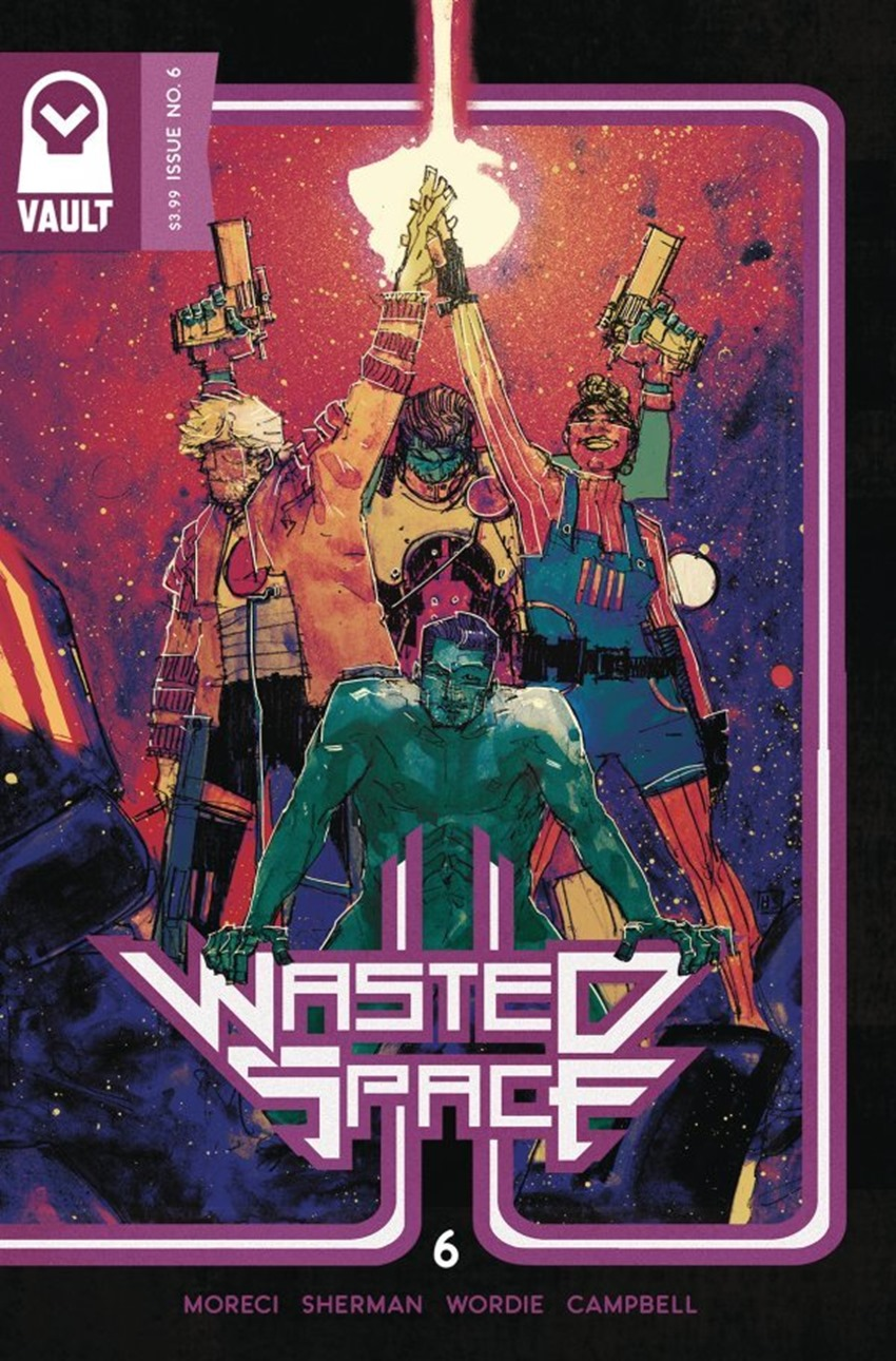 Wasted Space #6