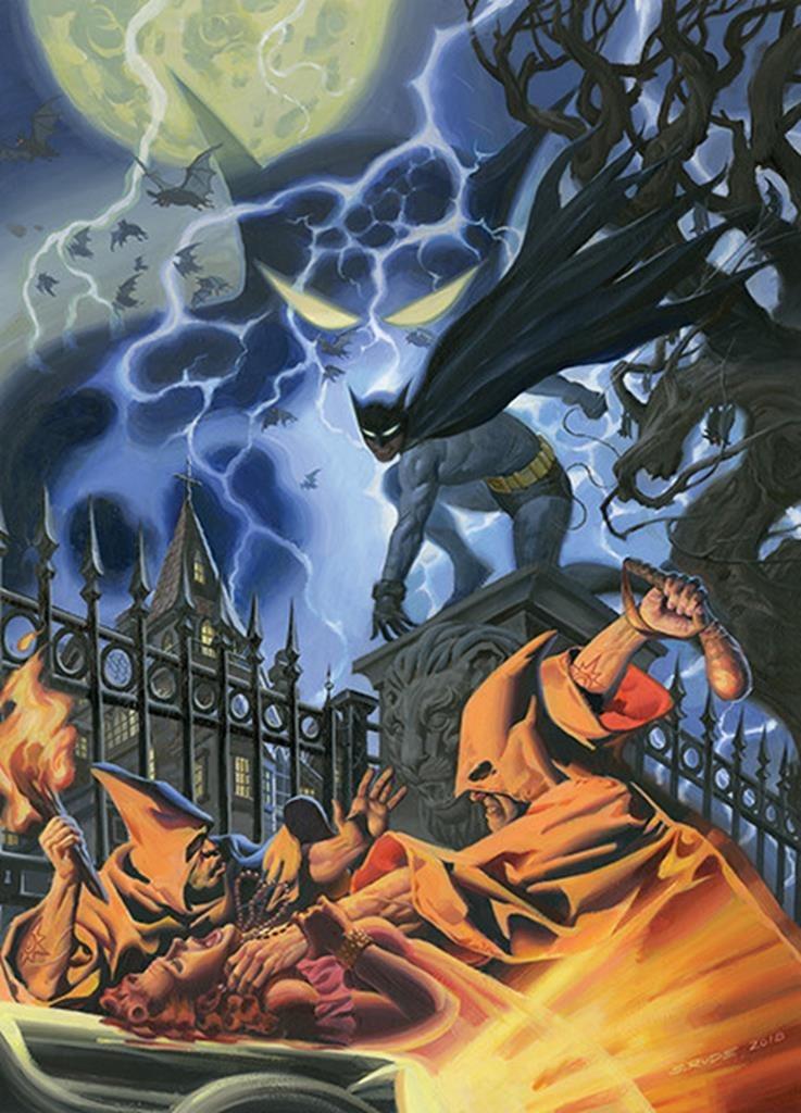 Detective Comics (2)