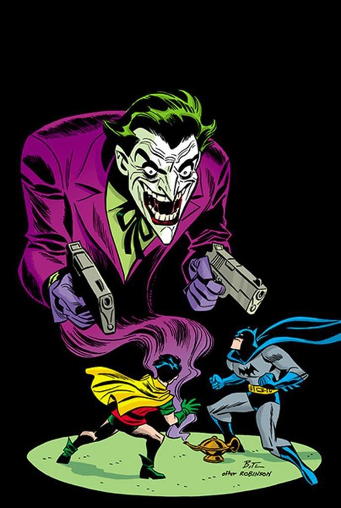 Detective Comics (3)