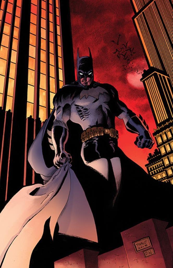 Detective Comics (8)