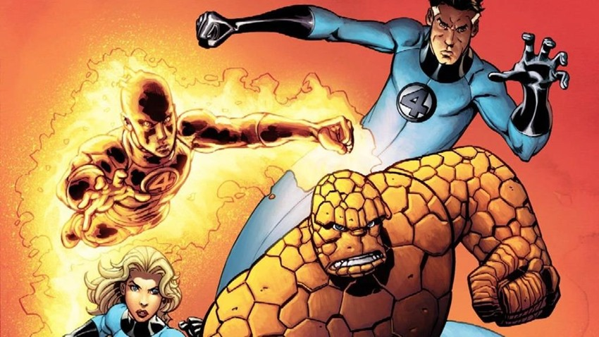 Fantastic Four Wieringo (3)