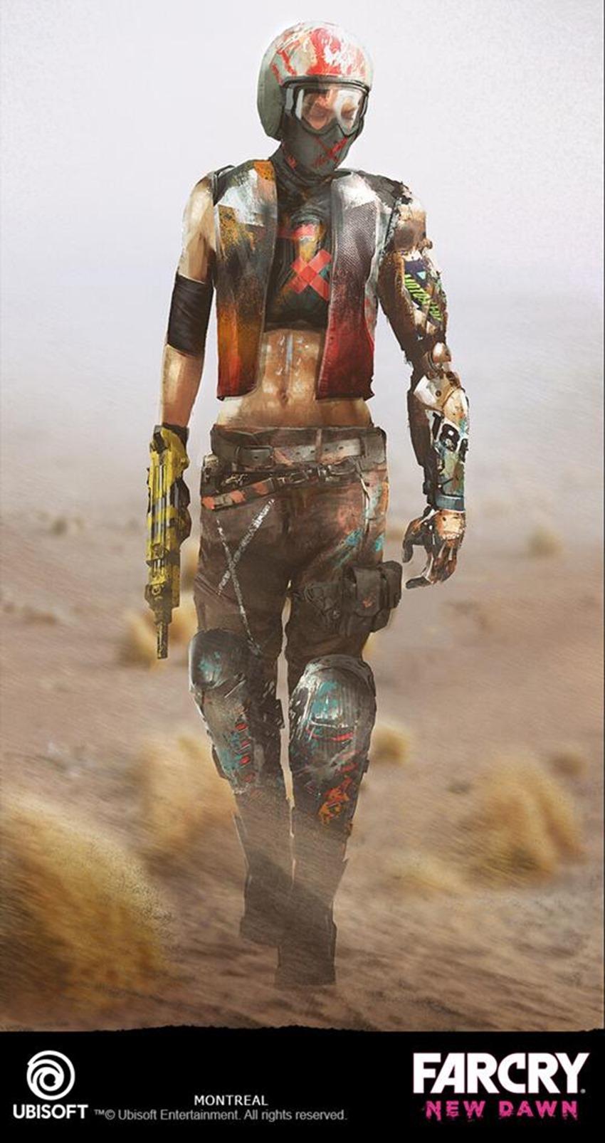 Far Cry New Dawn Art (30)
