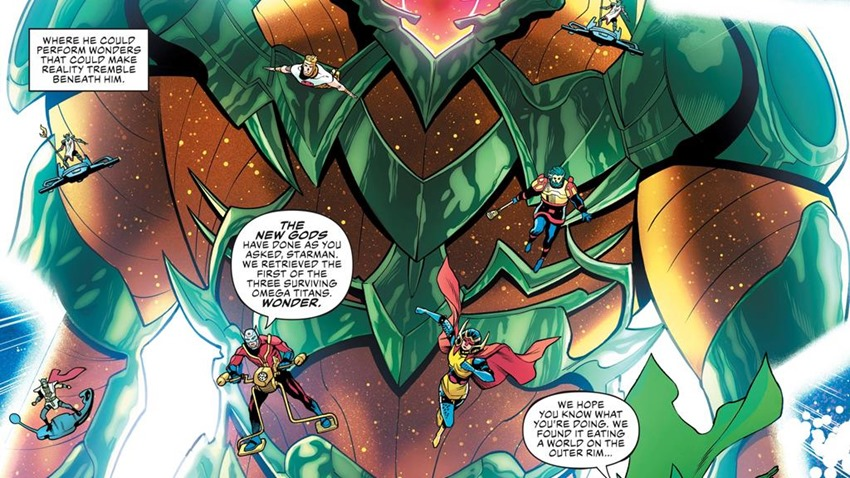 Justice League Annual (1)