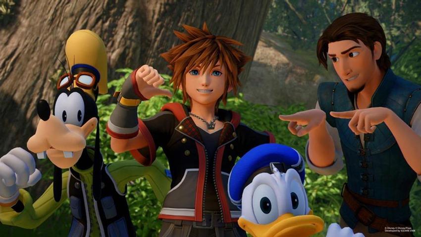 Kingdom Hearts (5)